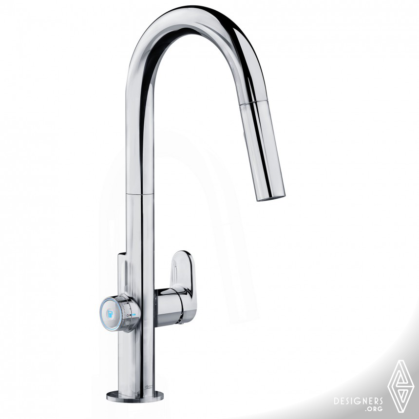 Beale MeasureFill Touch Kitchen Faucet Image