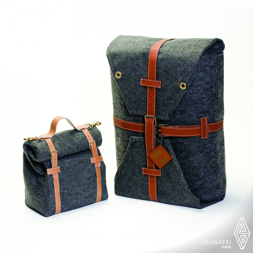 Errant and cheval Adaptable luggage Image
