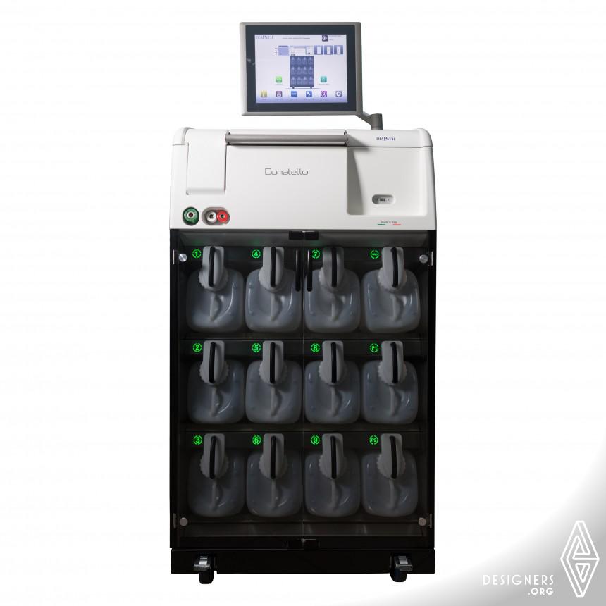 Donatello Series 2 Automatic Tissue Processor