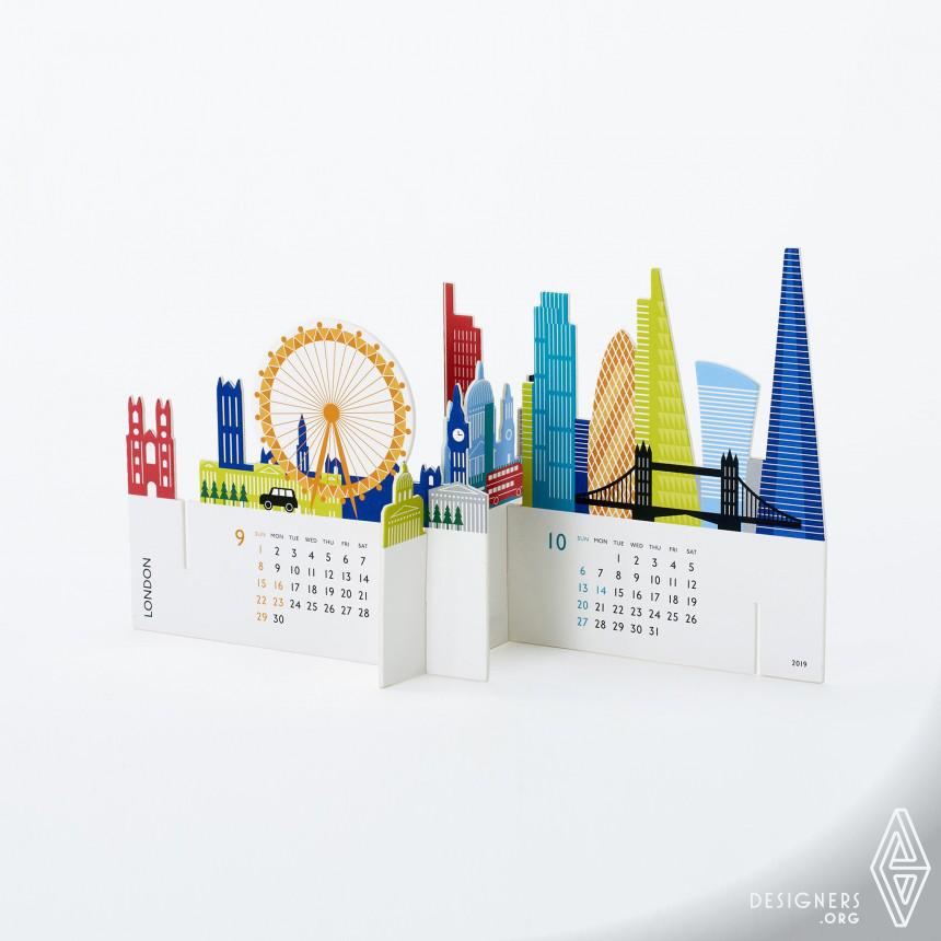 CITY Calendar Image