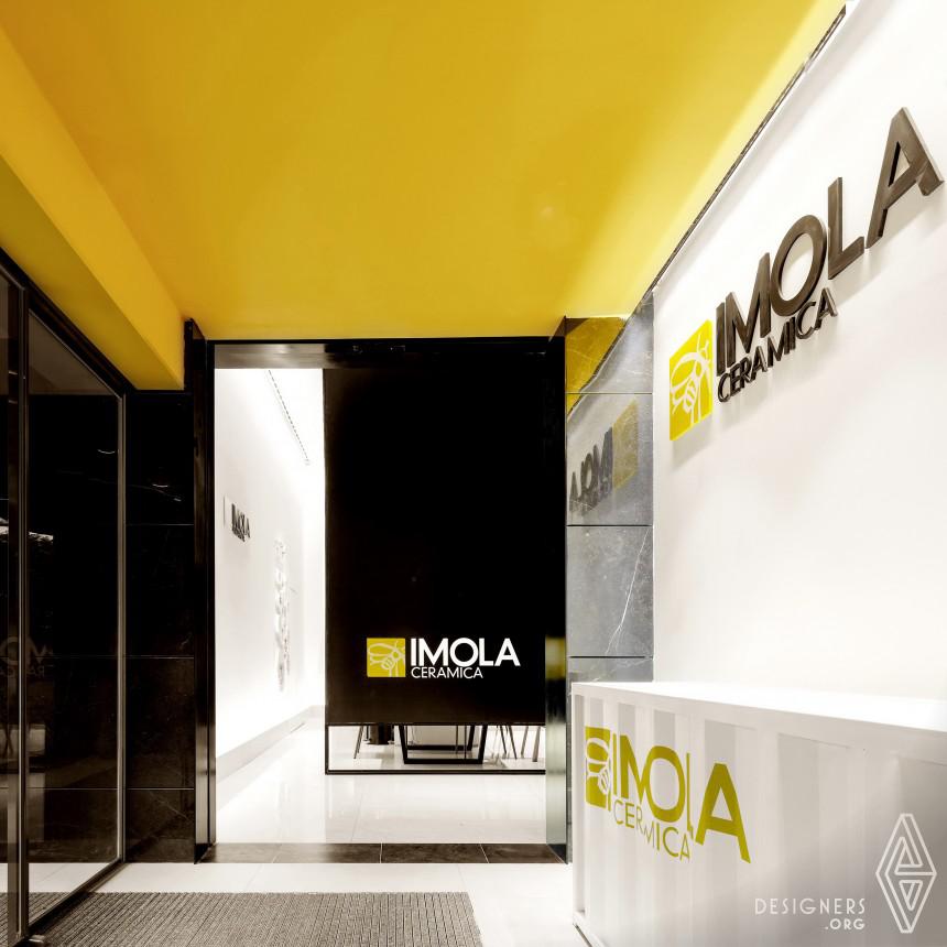 Imola Beijing Showroom