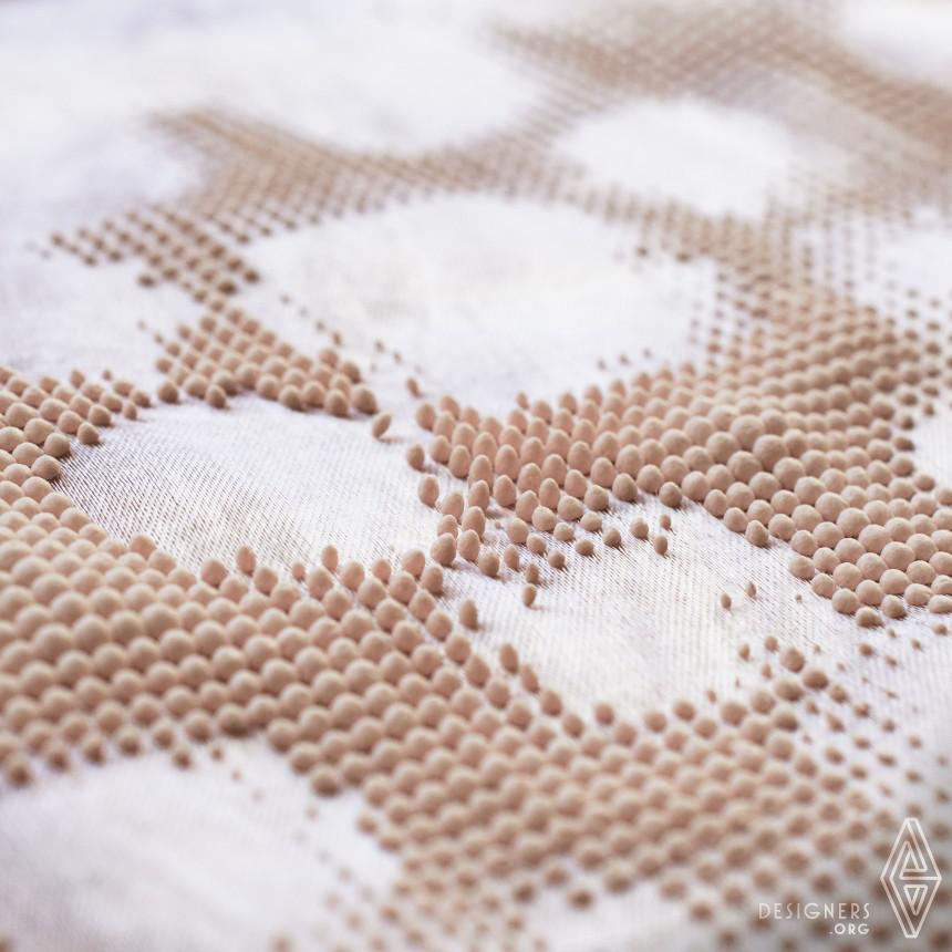 Inspirational Haptic Fabric Design
