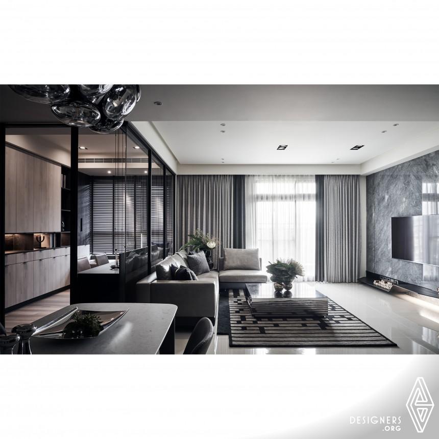 Fog Floated Residential Interior Design