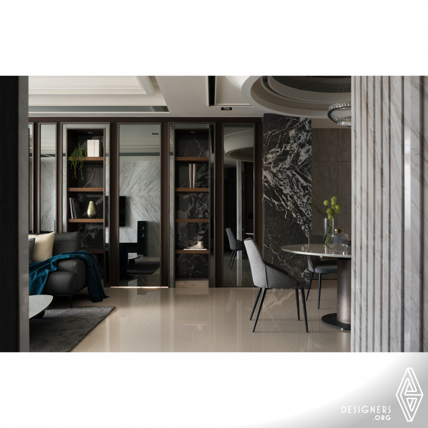 Sequestered Reality Residential Interior Design