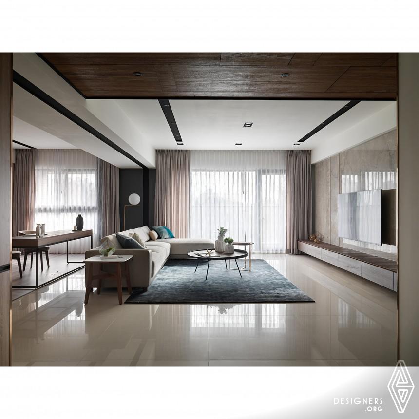 Leisure Round Residential Interior Design