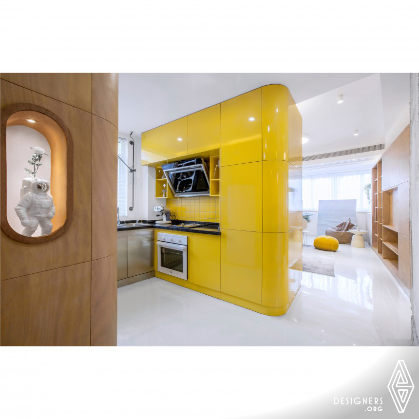 10 Degree Home Residential Apartment