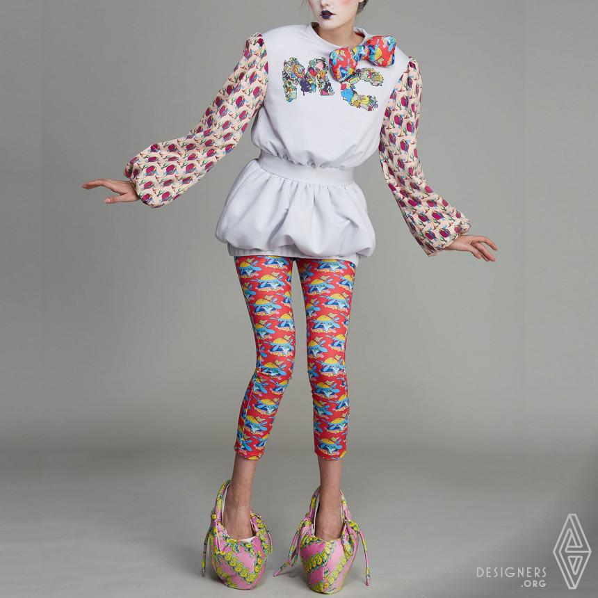 Macaroni Club Womenswear Collection Image