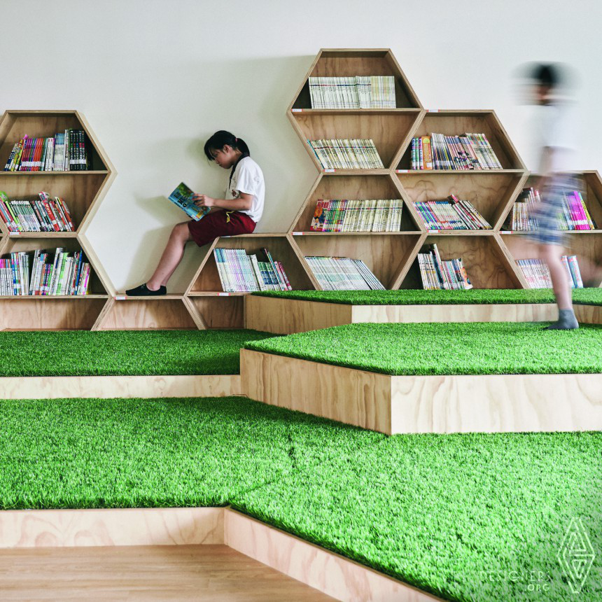 Inspirational Library Design