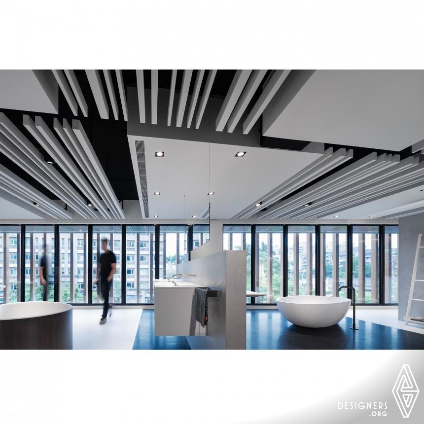 Inspirational Sanitaryware Showroom Design