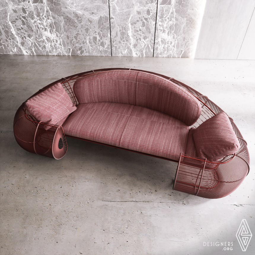 Shell Sofa Image