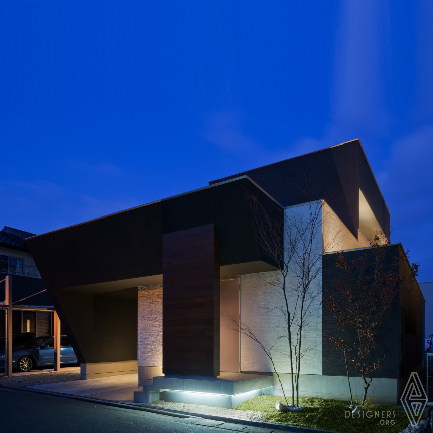 M6 House Architecture Residential