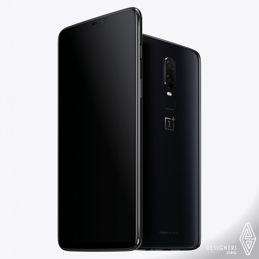Great Design by OnePlus Industrial Design Lab
