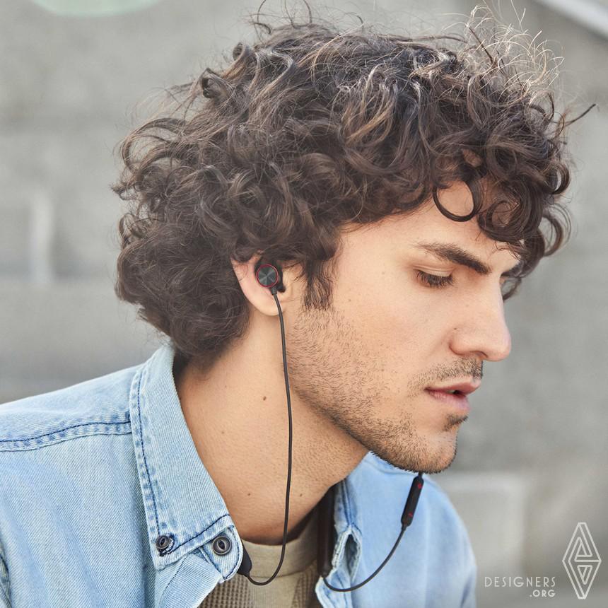 OnePlus Bullets Wireless Headphone Image