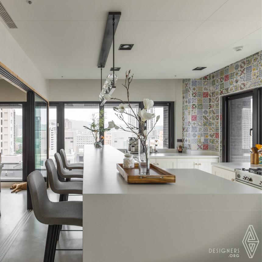 Seamless Blank Interior House Image