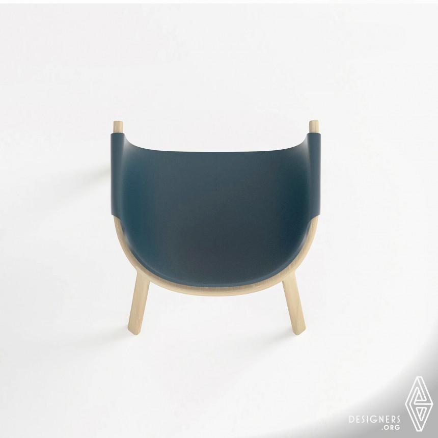 Folded Armchair Image