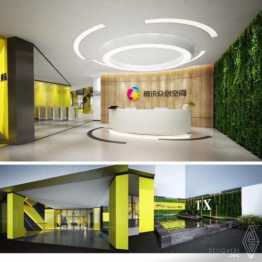 Tencent Incubator Office