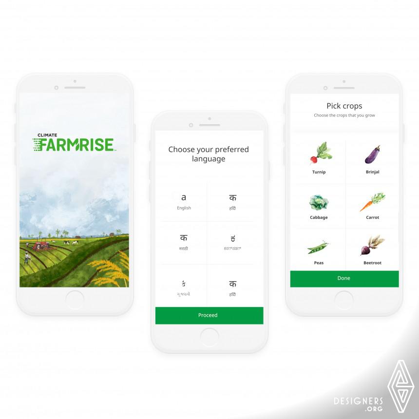 Farmrise Mobile Application