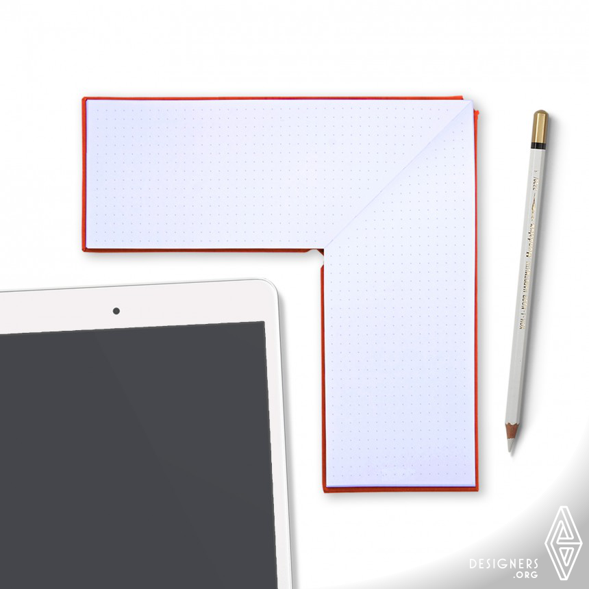 Inspirational Notebook Design