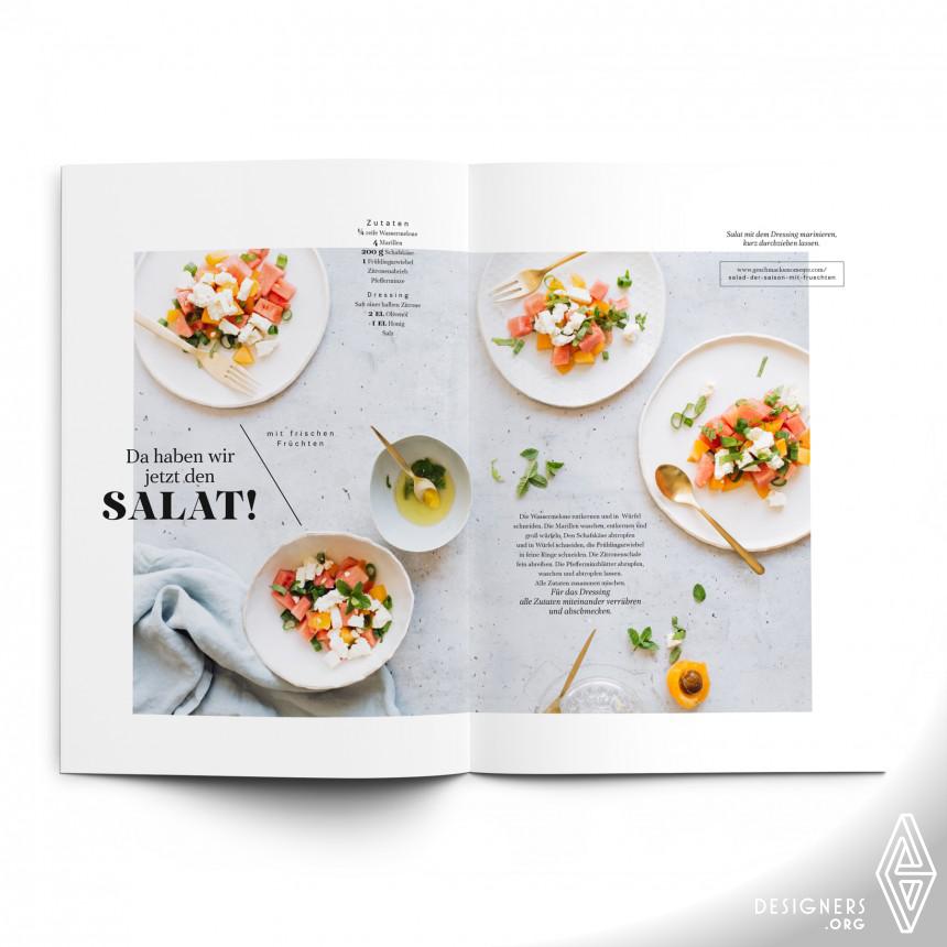 Inspirational Magazine Design