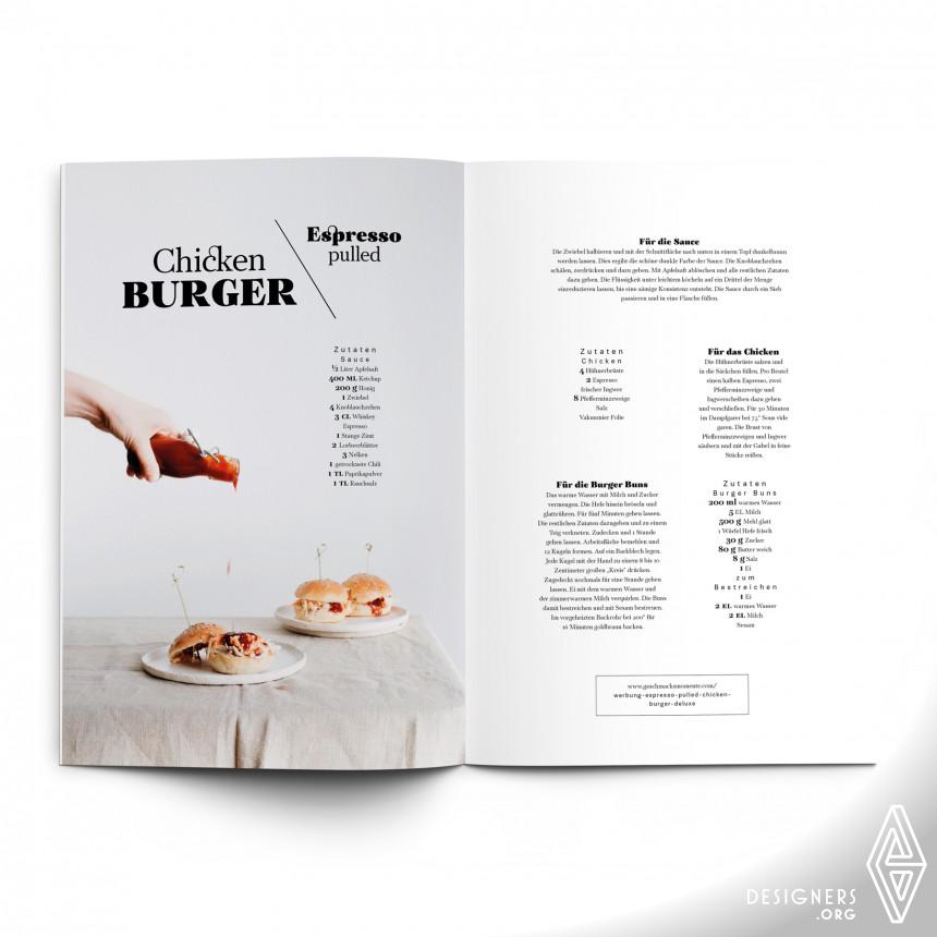 Recipes Magazine Image