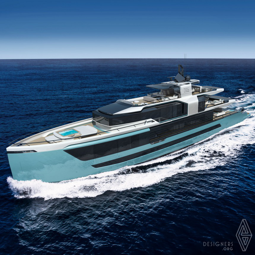 Great Design by Sarp Yachts