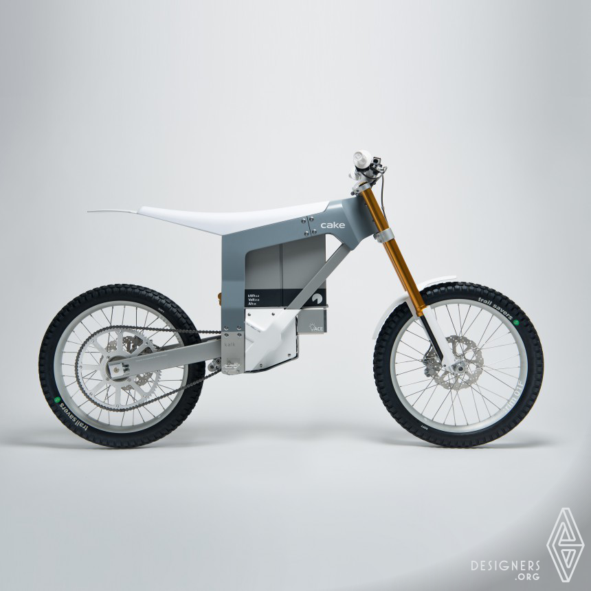 Cake Kalk Lightweight Electric Off-Road Motorbikes