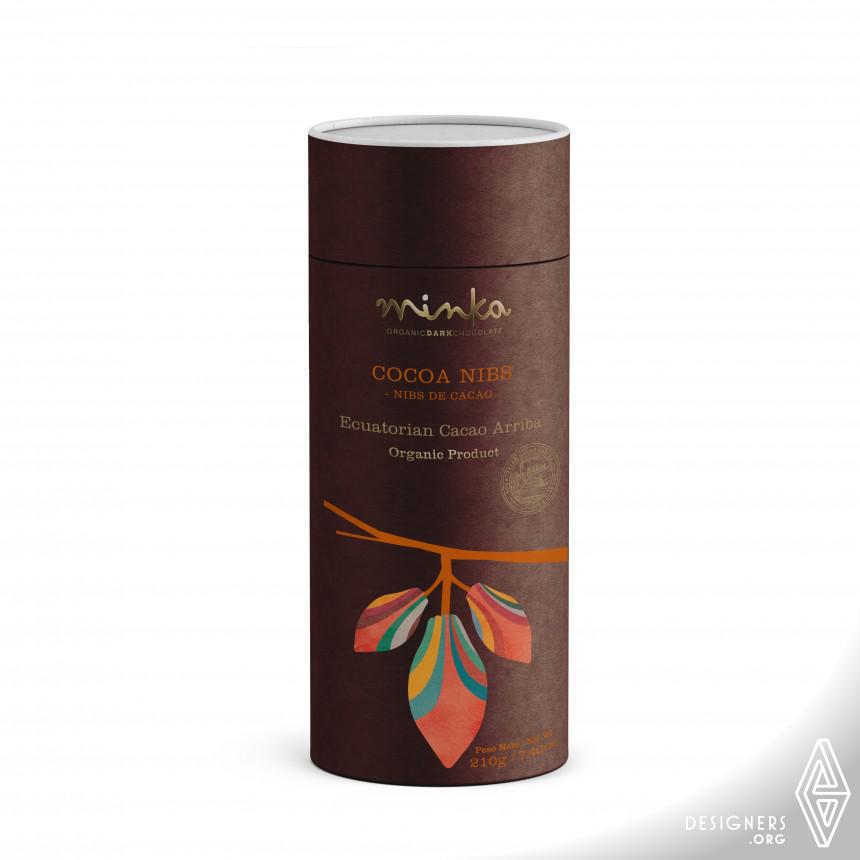Minka Chocolate Packaging