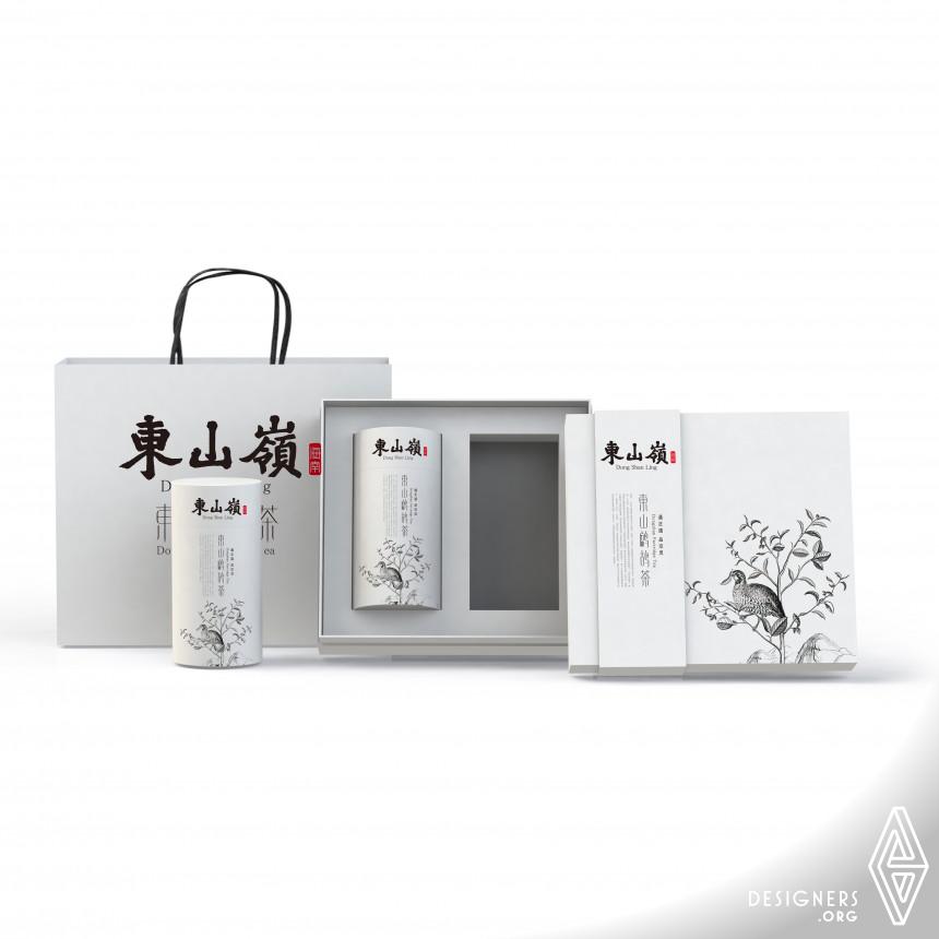 Zhe Gu Tea Environmental Packing