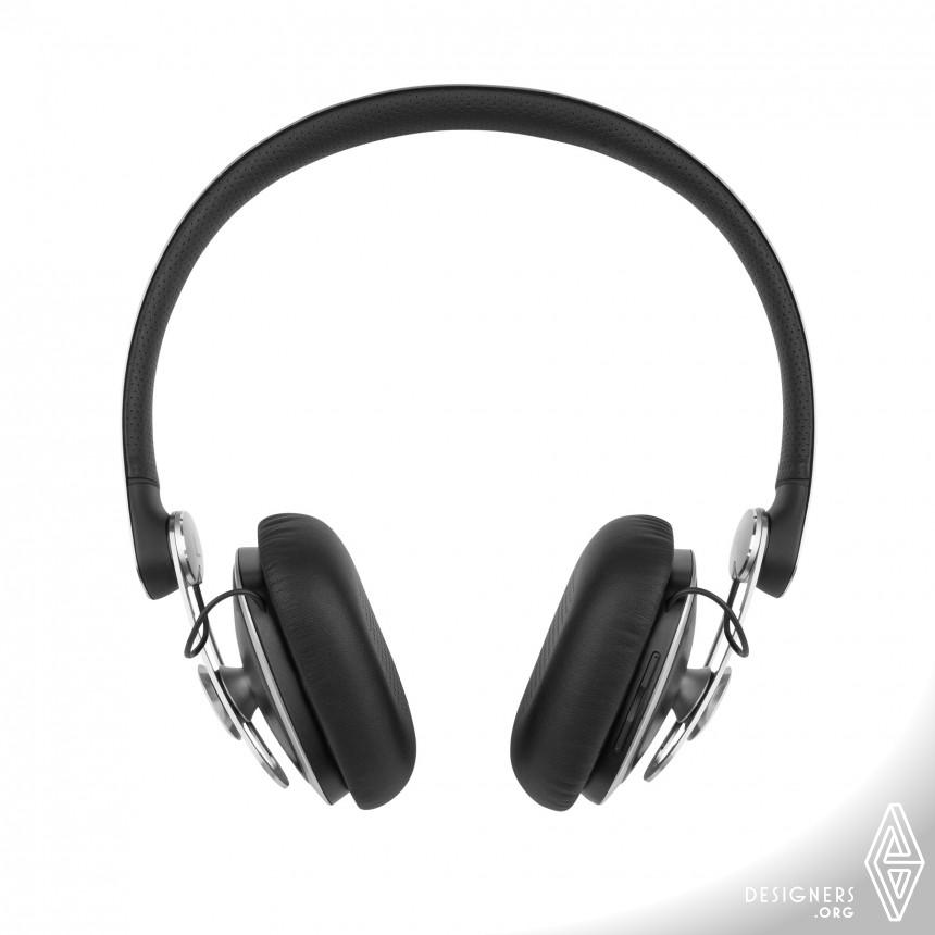 Avanti Air Blutooth On Ear Headphone Image