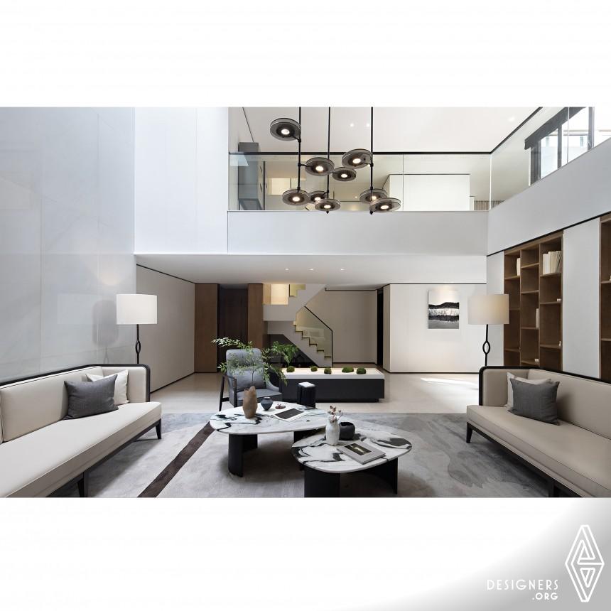 Foshan Tanyue Villa Sample Room