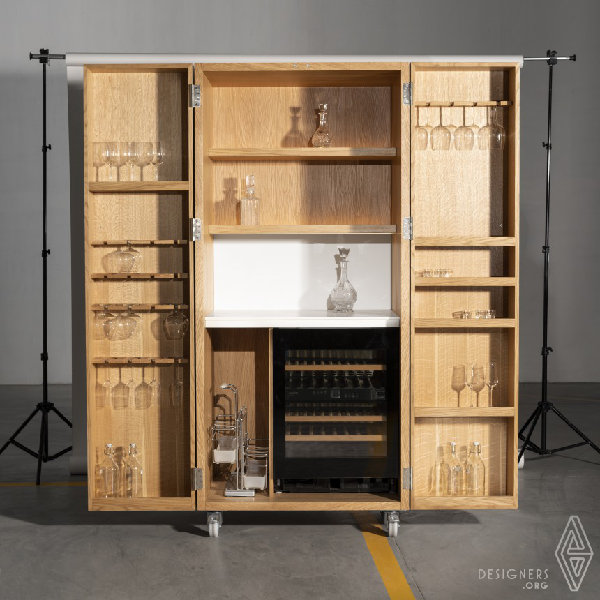 Drinks Cabinet Bar