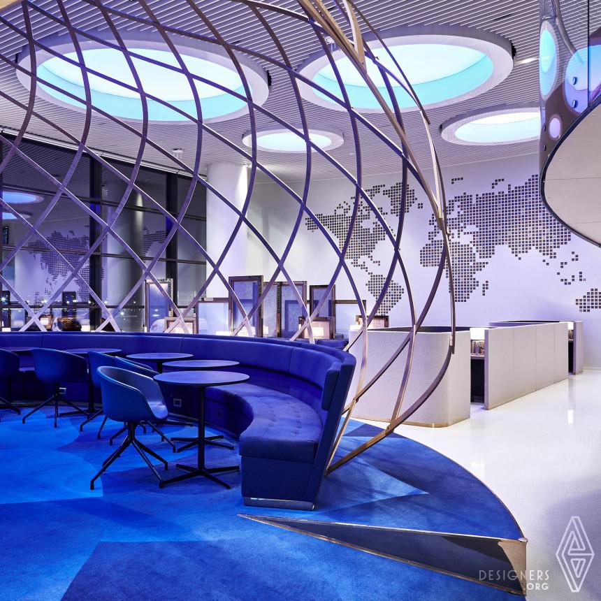 Inspirational  Business Lounge Design