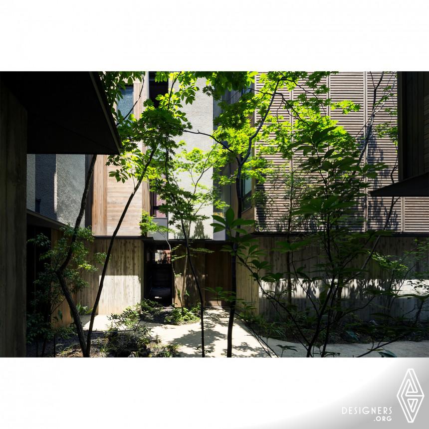 Nishisando Terrace Apartment Image