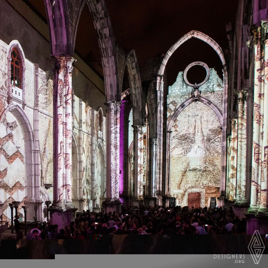 Inspirational Immersive Light Show Design