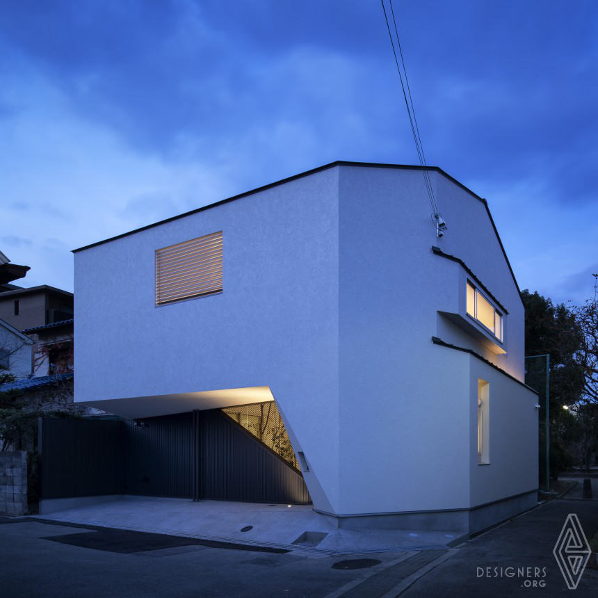 Toyonaka3 Residential House