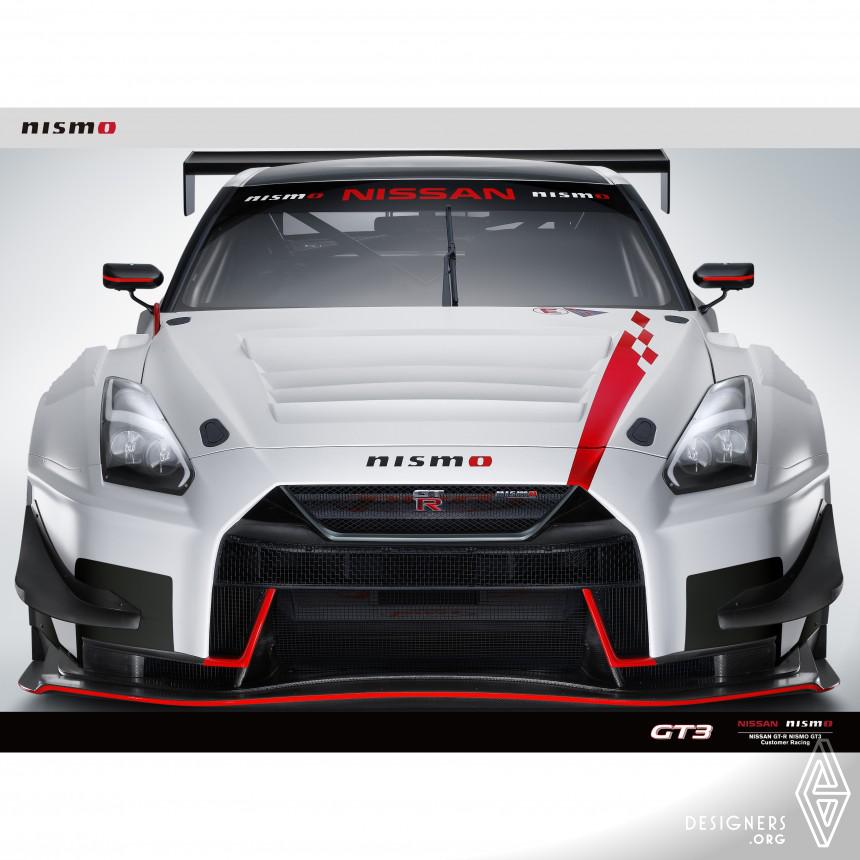 Nissan GT-R Nismo GT3 Spec Web PDF Brochure