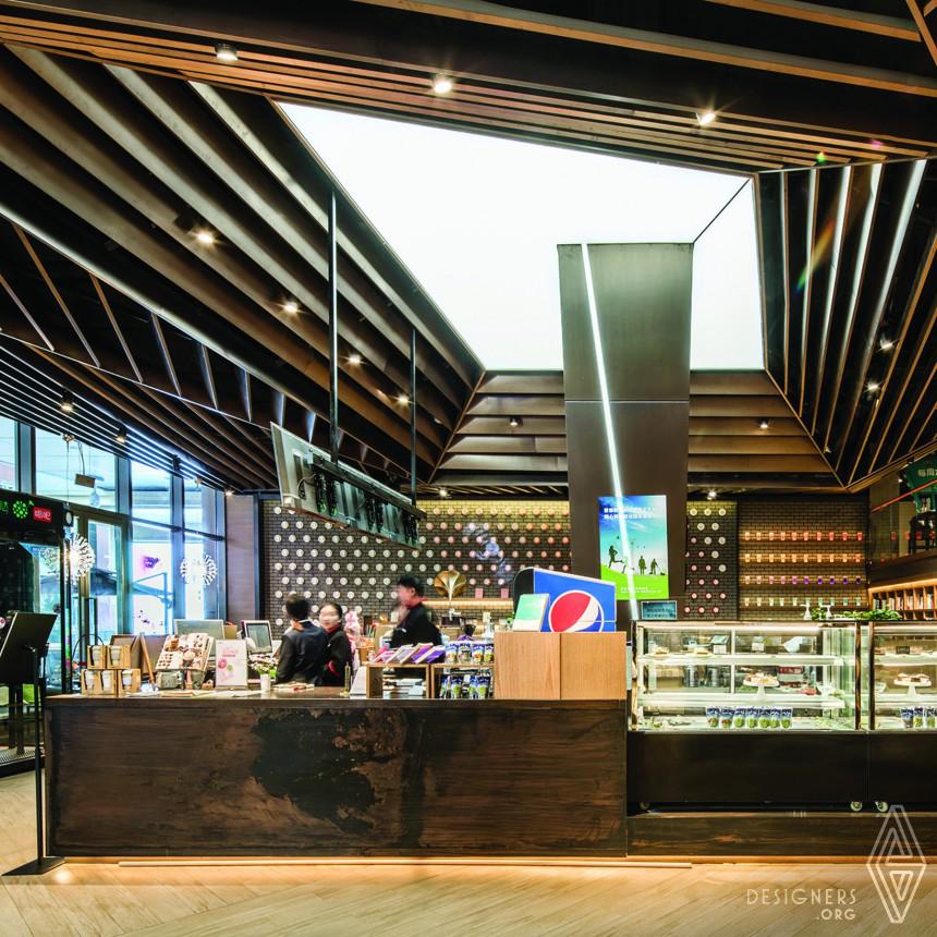 Inspirational Bookstore, Shopping Mall Design