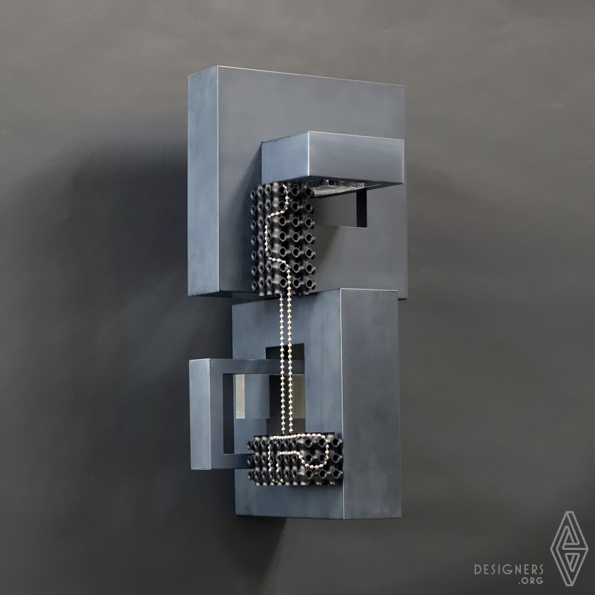 Waterfall Architectural Component