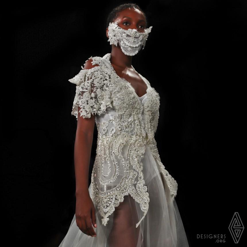 Inspirational Bridal, wedding, party, red carpet Design