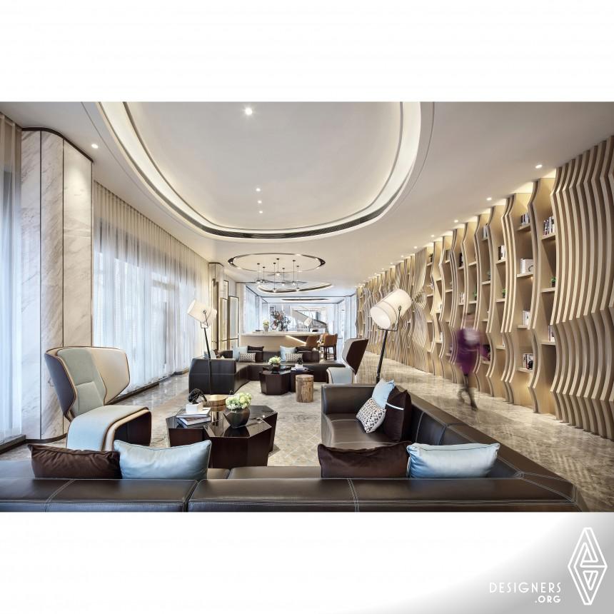 Luneng Taishan Home Property Sales Center