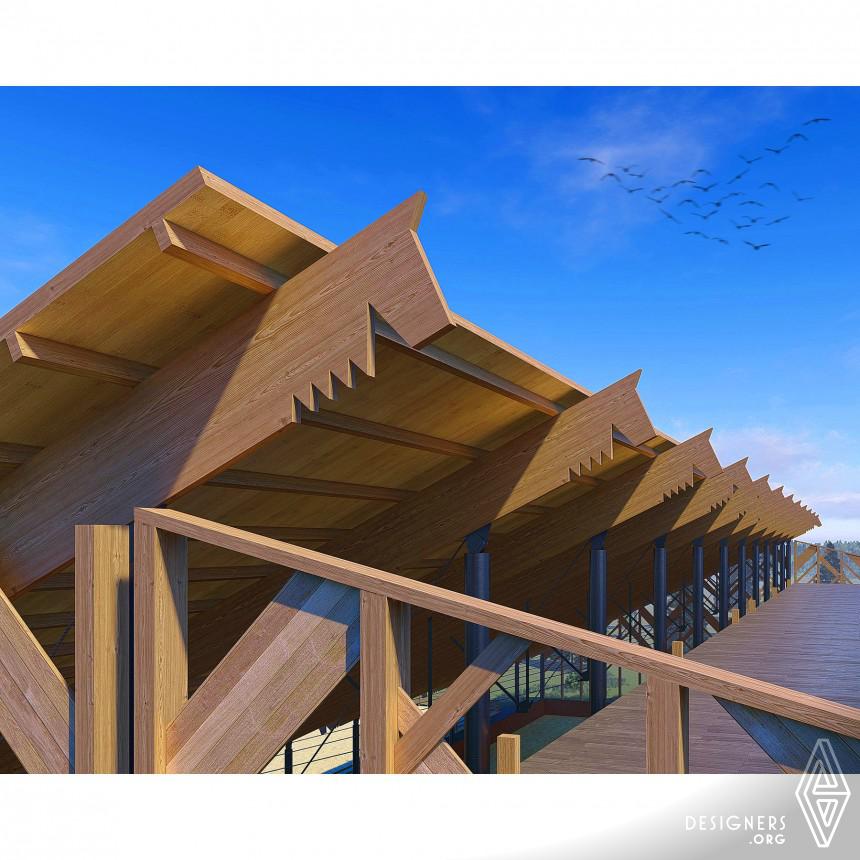 Oat Wreath Equestrian Pavilion Image