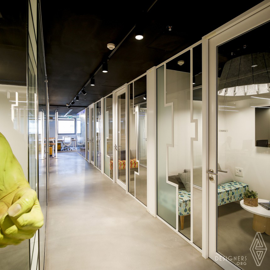 Infibond Office Space Interior Design Image