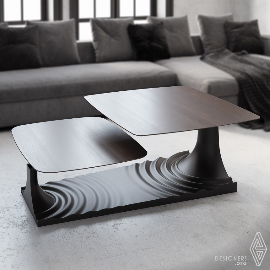 Ripple  Coffee Table  Image
