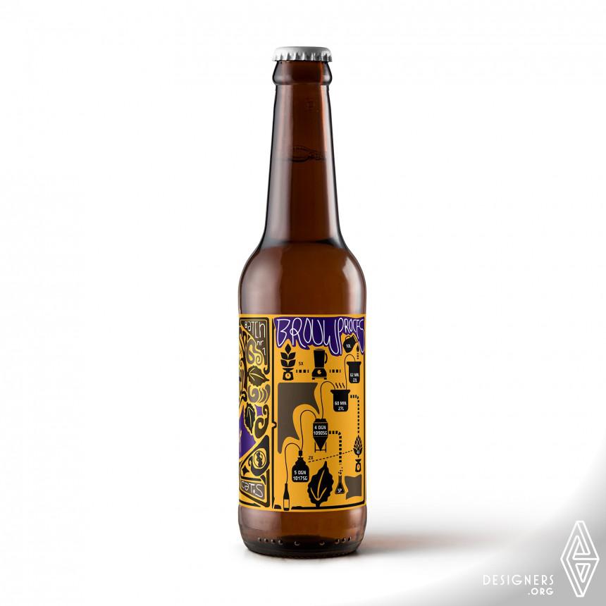 Inspirational Beer Label Design
