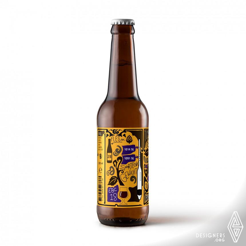 Carnetel Beer Label Image
