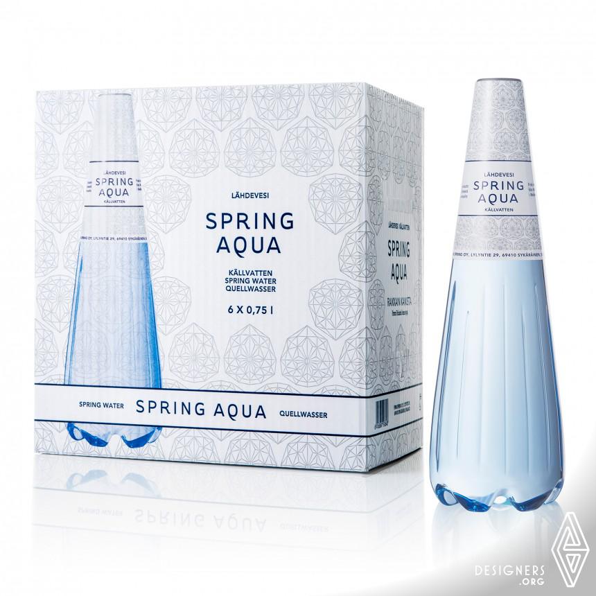 Spring Aqua Premium Bottle Image