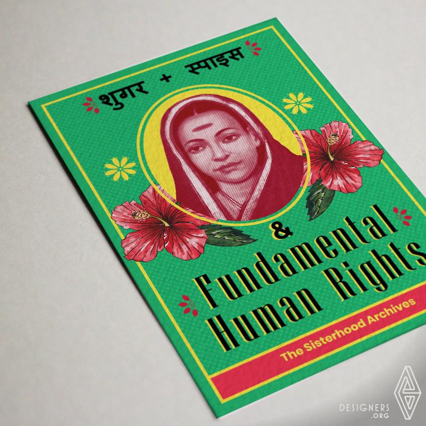 The Sisterhood Archives Postcard Series Image