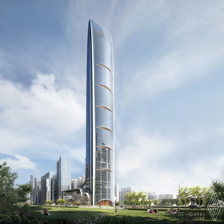 TIANSHAN GATE OF THE WORLD Large-Scale Urban Mixed-Use Project