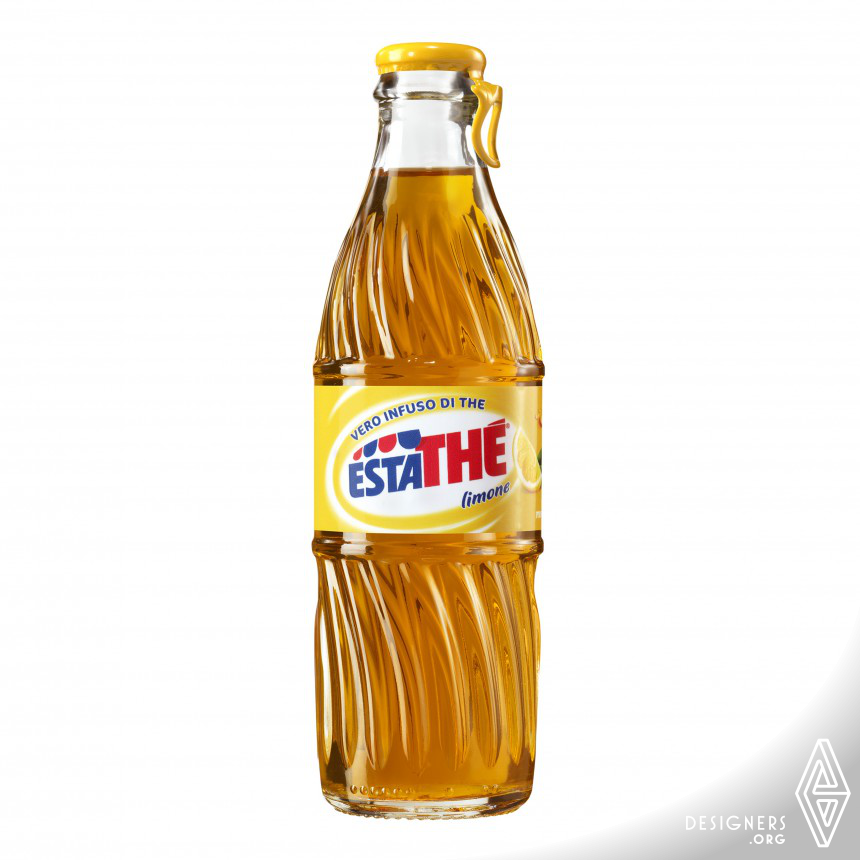 Estathe Glass Bottle Food Packaging