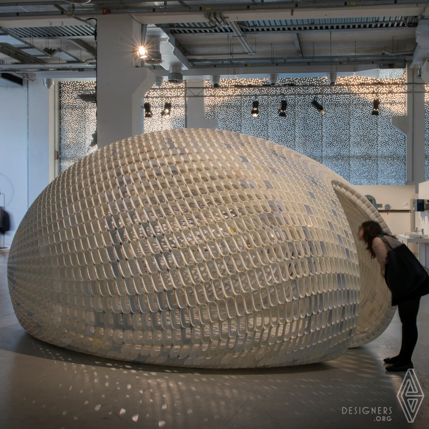 Project EGG Small pavilion